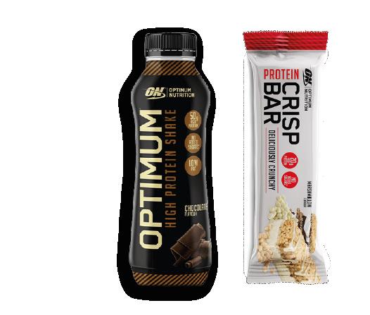 produits Optimum Nutrition